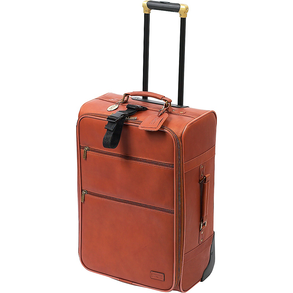ClaireChase Classic 24 Pullman - Saddle - Luggage, Softside Checked