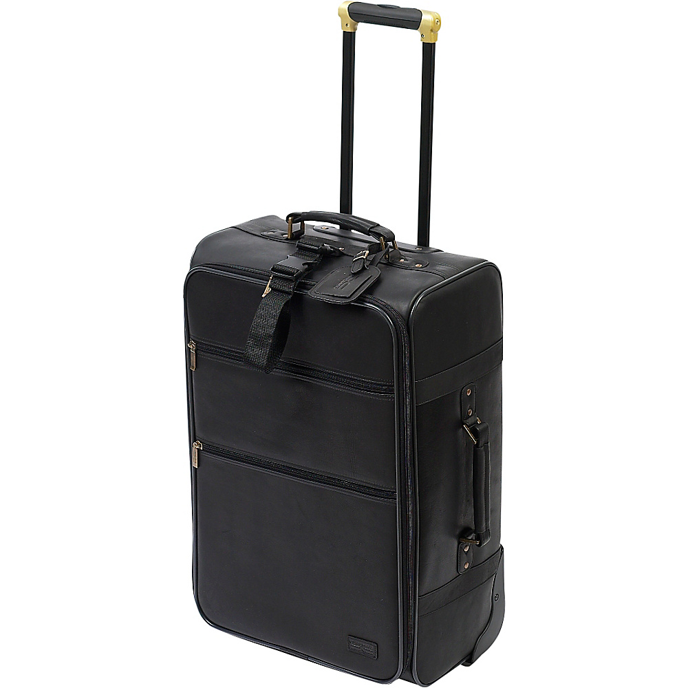 ClaireChase Classic 24 Pullman - Black - Luggage, Softside Checked