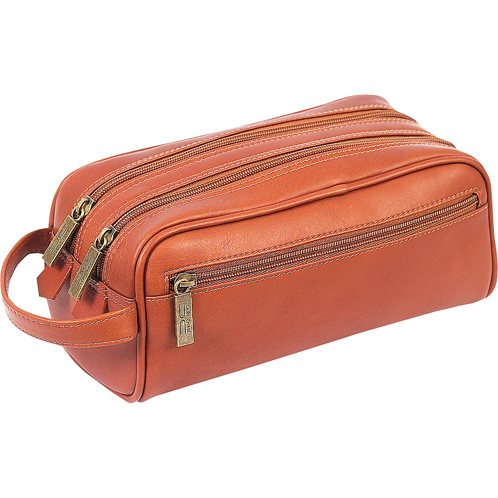 ClaireChase Standard Travel Kit - Saddle - Travel Accessories, Toiletry Kits