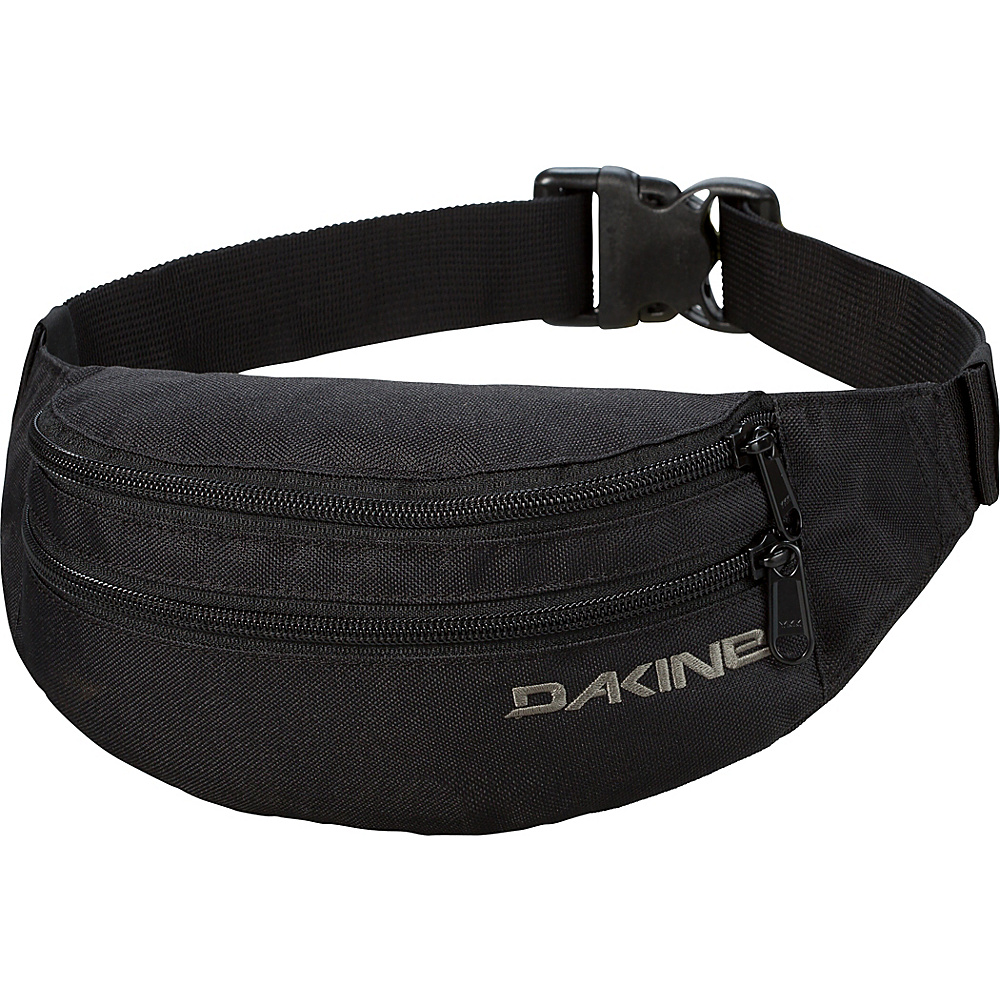 DAKINE Classic Hip Pack Black - DAKINE Waist Packs - Backpacks, Waist Packs
