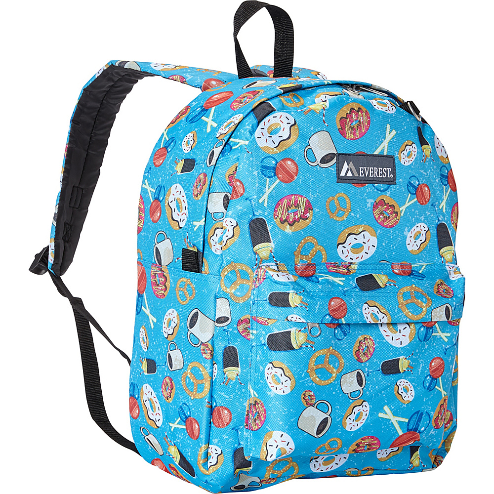 Everest Pattern Printed Backpack Donuts - Everest Everyday Backpacks - Backpacks, Everyday Backpacks