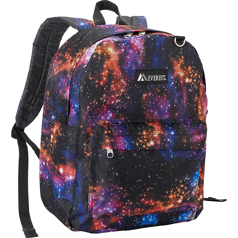 Everest Pattern Printed Backpack Galaxy - Everest Everyday Backpacks - Backpacks, Everyday Backpacks