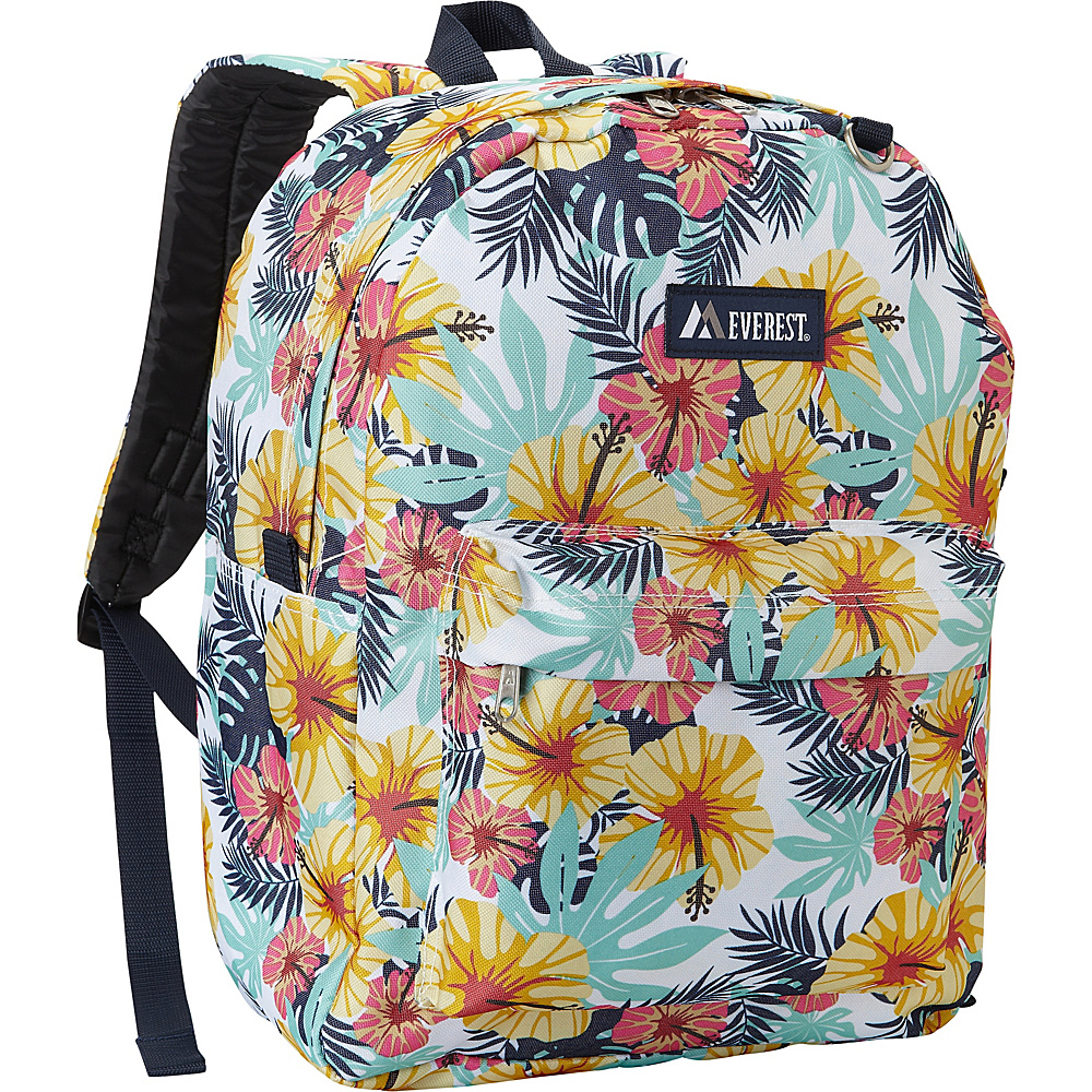 Everest Pattern Printed Backpack Tropical - Everest Everyday Backpacks - Backpacks, Everyday Backpacks