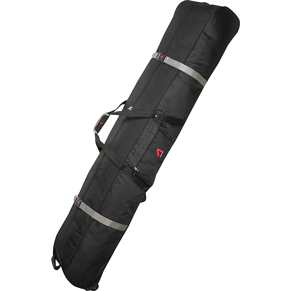 Athalon Multi Use Wheeling Ski/Snowboard Bag Padded