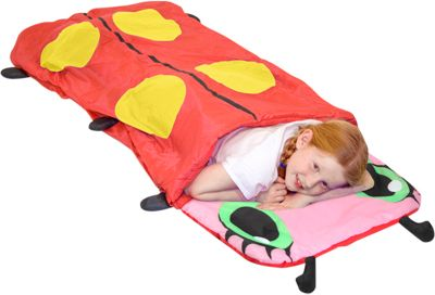 Melissa & Doug Mollie Sleeping Bag - Red
