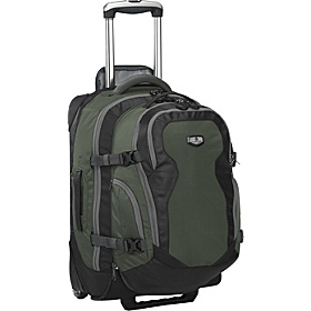 Switchback Max 22 - Rolling Travel Backpack Cypress Green