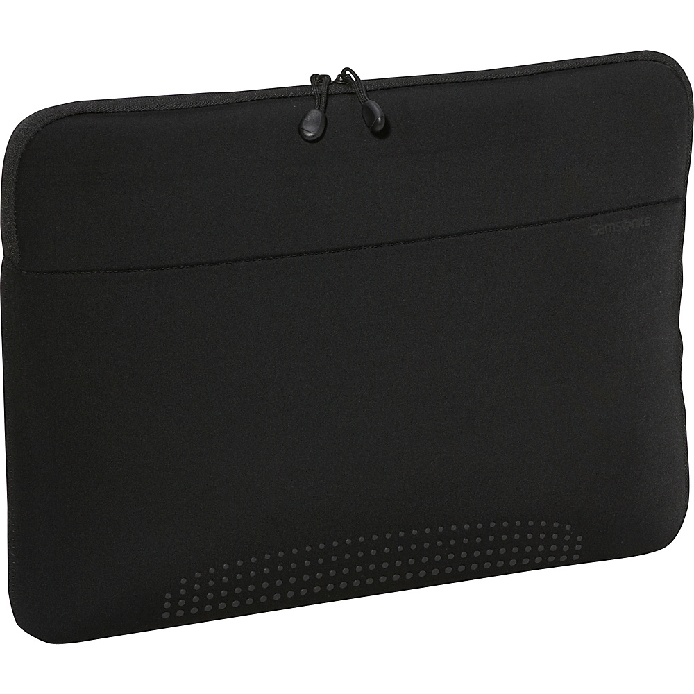 Samsonite Aramon NXT 17 Laptop Sleeve - Black - Technology, Electronic Cases