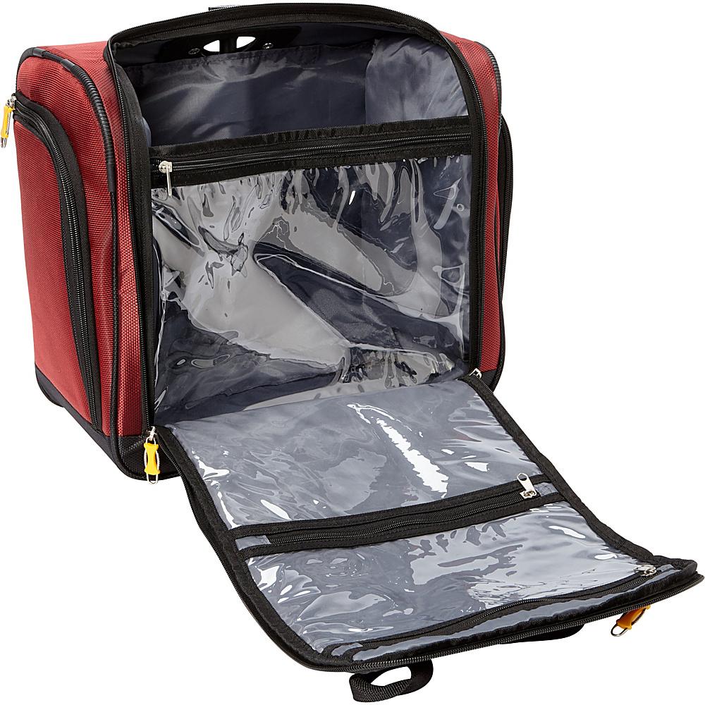 Image result for lucas under seat cabin bag