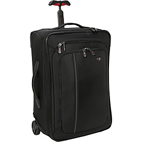 Werks Traveler 4.0 WT 20 Wheeled Carry-On Black