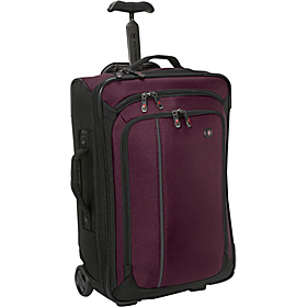 Werks Traveler 4.0 WT Ultra Light Carry On Purple