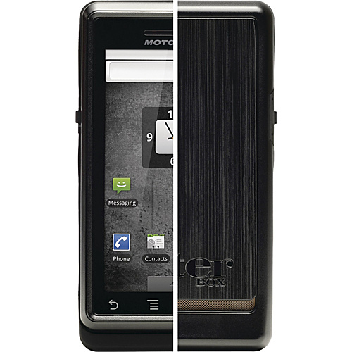 OtterBox Motorola Droid 2 Commuter Series Case - Black