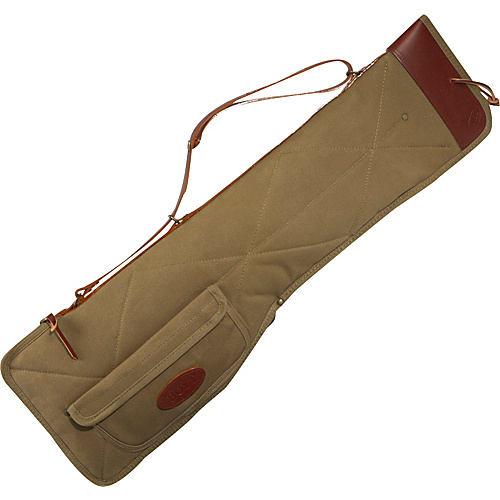 "Boyt Harness 34"" Takedown Canvas Case With Pocket Khaki/Flax - Boyt Harness Hunting Bags"