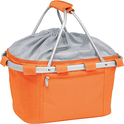 Picnic Time Metro Insulated Basket - Orange