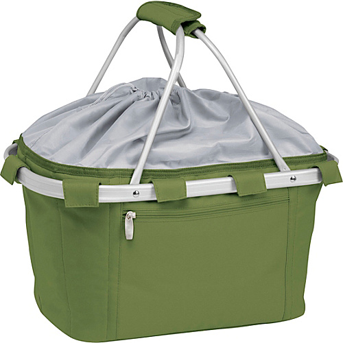 Picnic Time Metro Insulated Basket - Olive