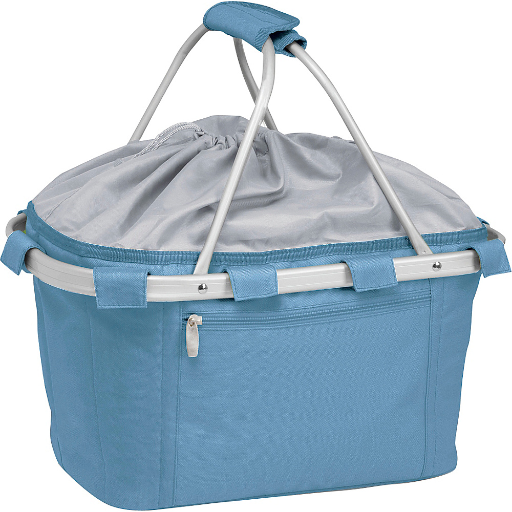 Picnic Time Metro Insulated Basket Vista Blue