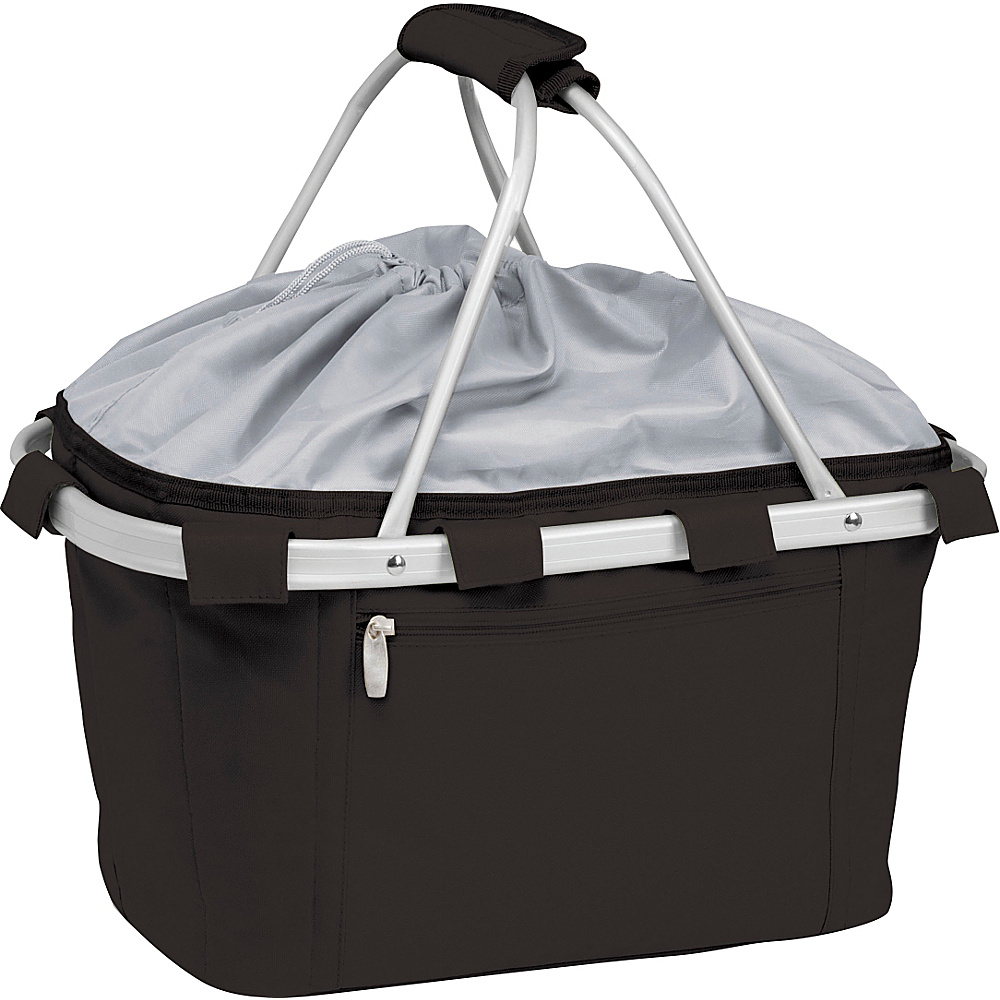 Picnic Time Metro Insulated Basket Black