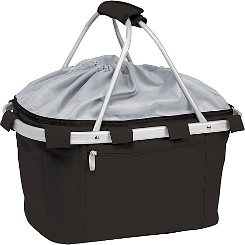 Picnic Time Metro Insulated Basket - Black