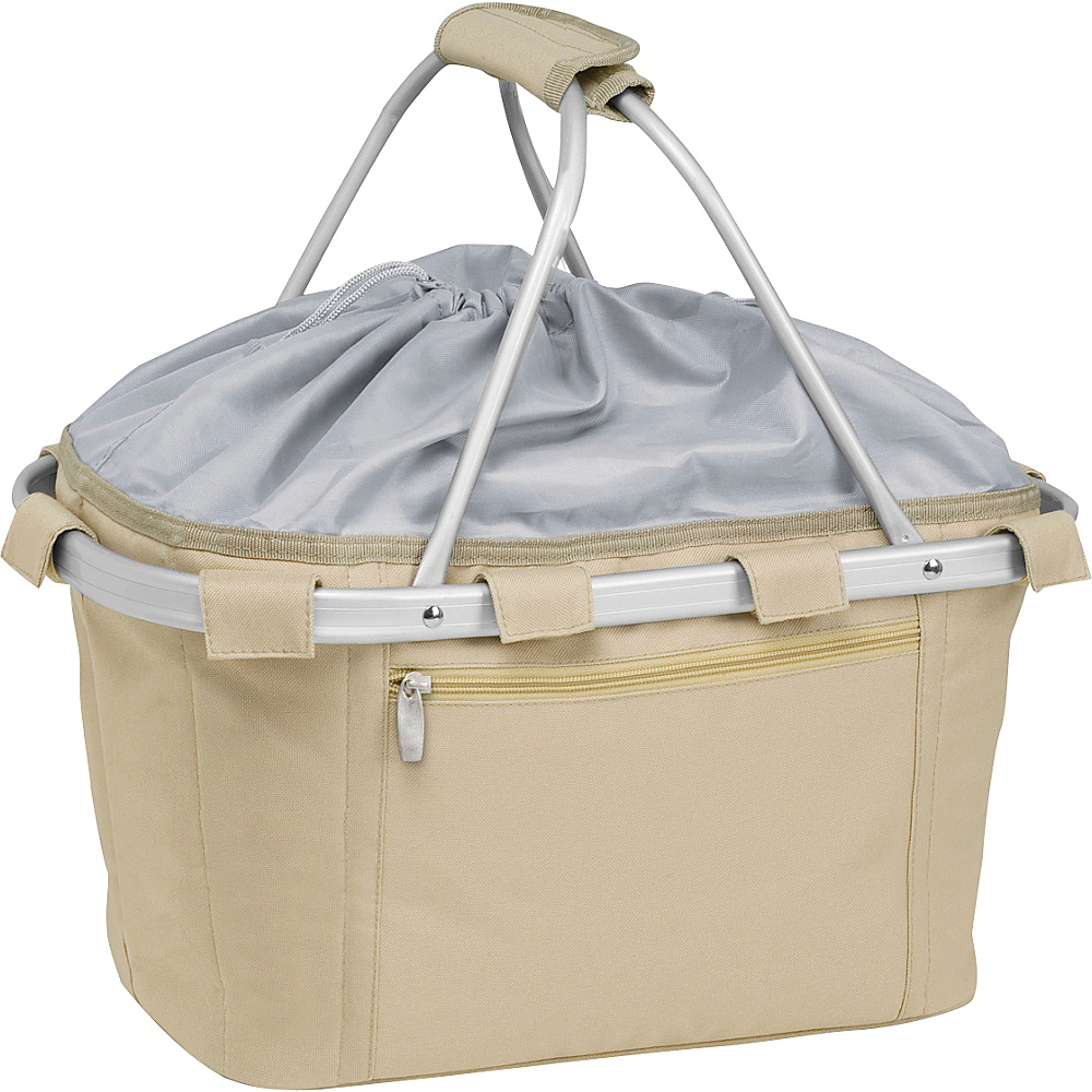 Picnic Time Metro Insulated Basket Beige Tan 190