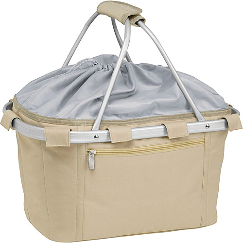 Picnic Time Metro Insulated Basket - Beige/Tan (190)