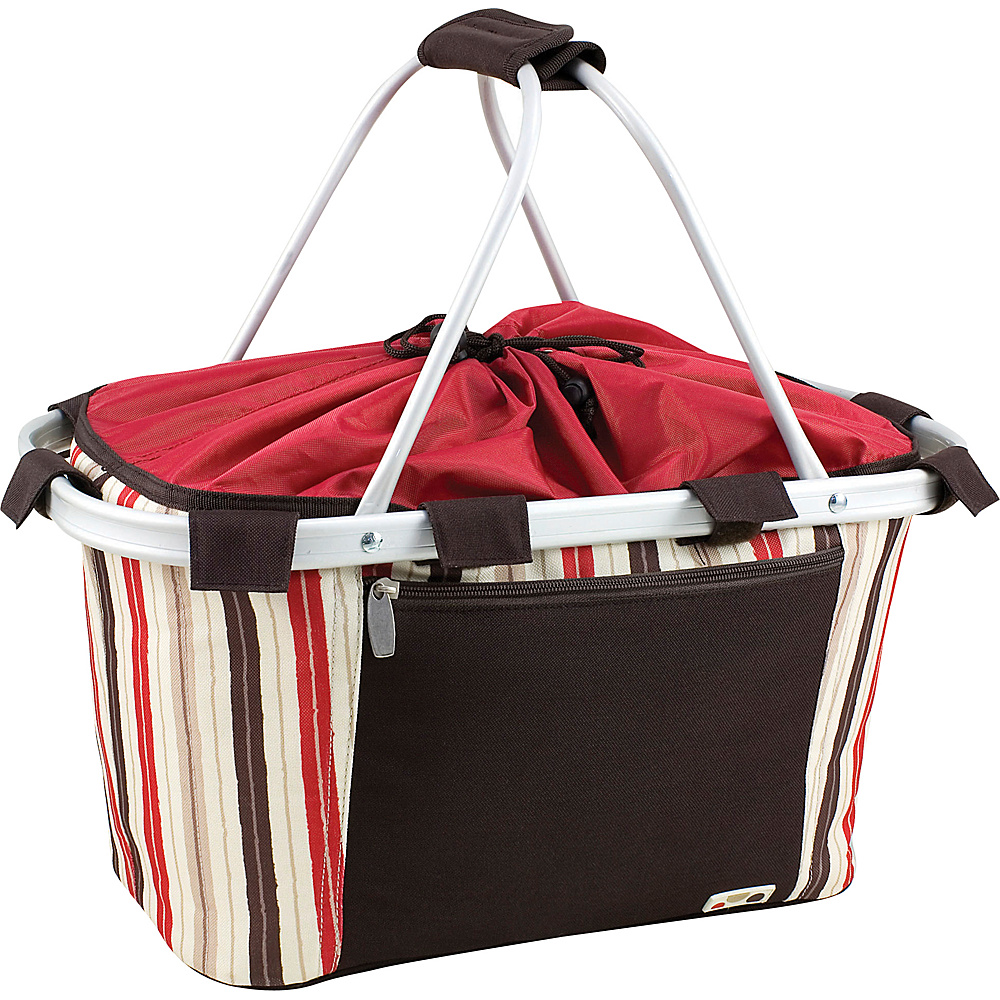 Picnic Time Metro Insulated Basket Moka