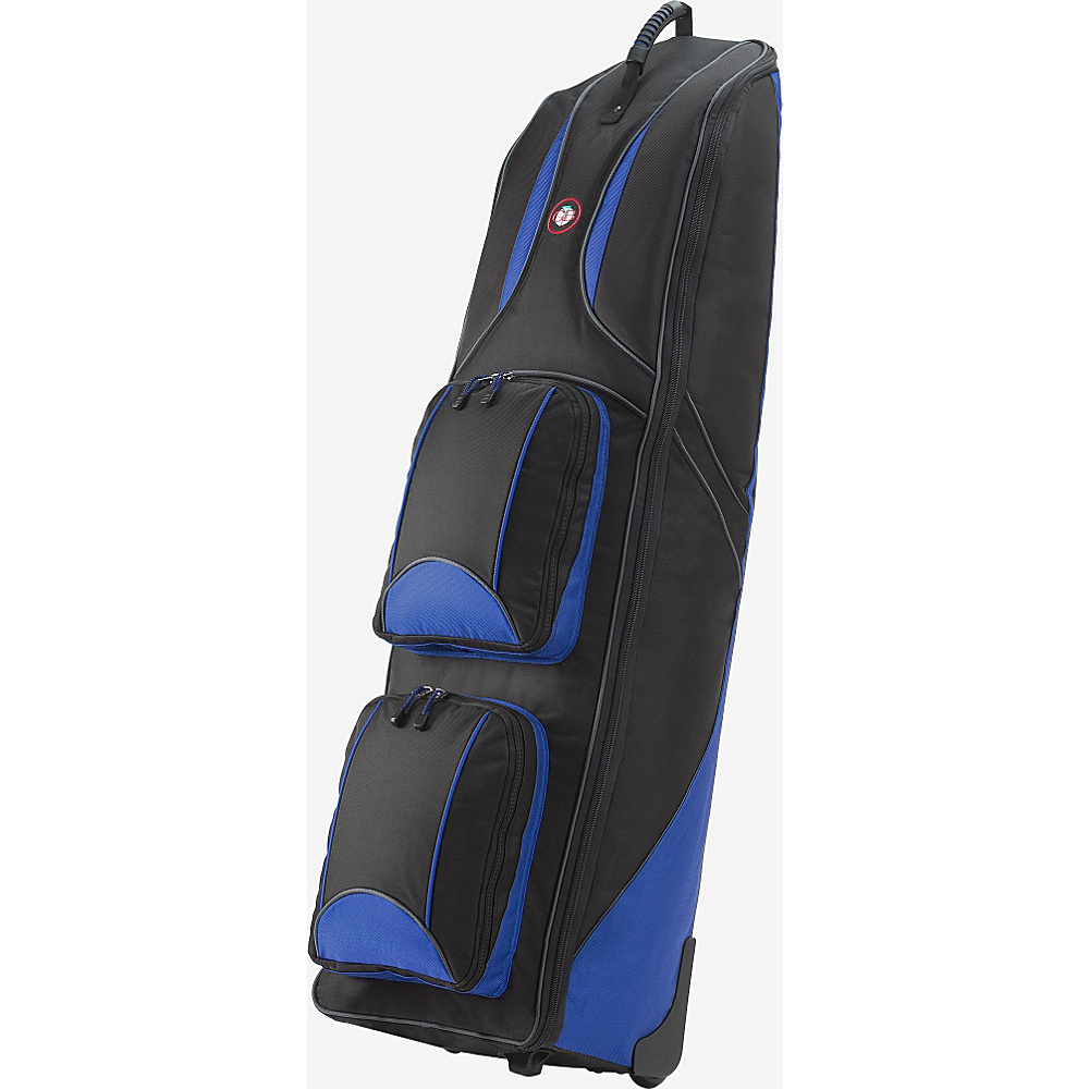 Golf Travel Bags LLC Journey 4.0 Black Blue Golf Travel Bags LLC Golf Bags
