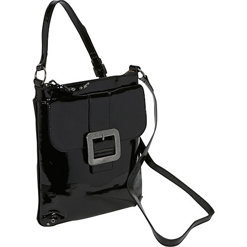Boconi Addison xBody Bag - Black Patent