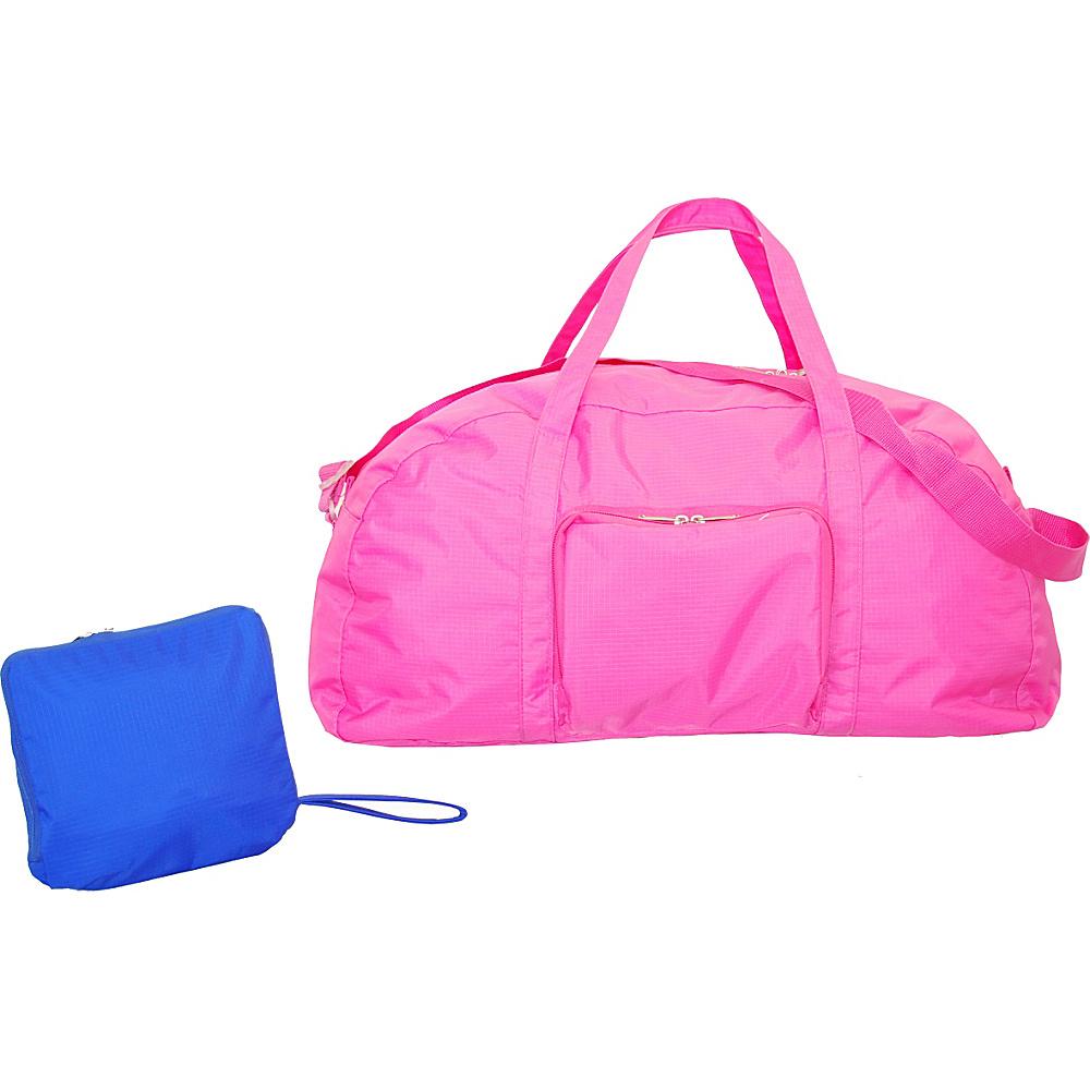 """Netpack 23"""" Packable lightweight duffel Black - Netpack Packable Bags"""