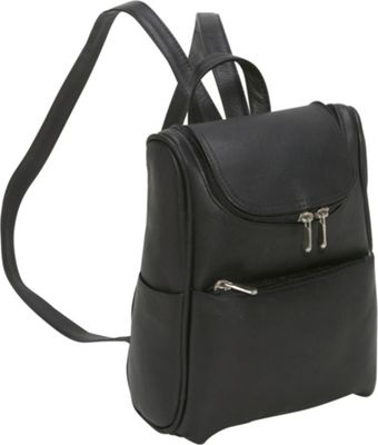Le Donne Leather Women's Everyday Backpack Purse 4 Colors ...