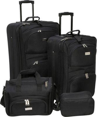Geoffrey Beene Luggage 4 Piece Westchester Luggage Set