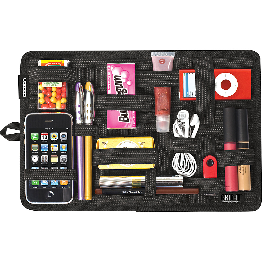 Cocoon Innovations Grid It! Organizer CPG10 Black Cocoon Innovations Travel Organizers