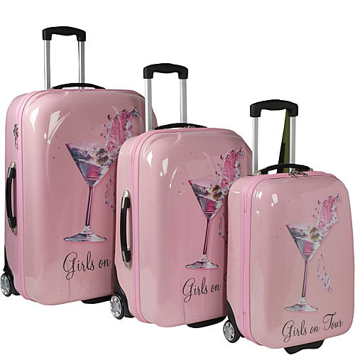 Girls Luggage | Luggage And Suitcases