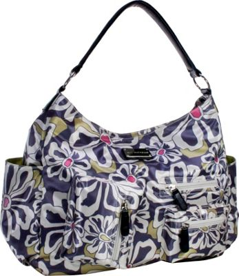 Amy Michelle Lotus Work Tote - Shoulder Bag