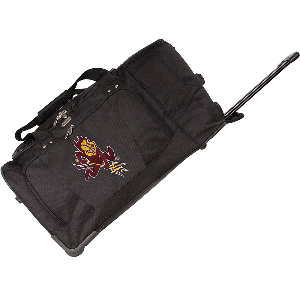 Denco Sports Luggage Arizona State University 27 - Luggage, Large Rolling Luggage