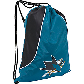 San Jose Sharks String Bag TEAL