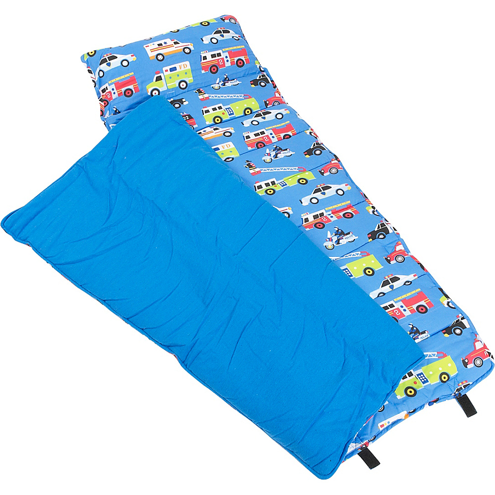 Wildkin Olive Kids Heroes Nap Mat - Heroes - Travel Accessories, Travel Pillows & Blankets