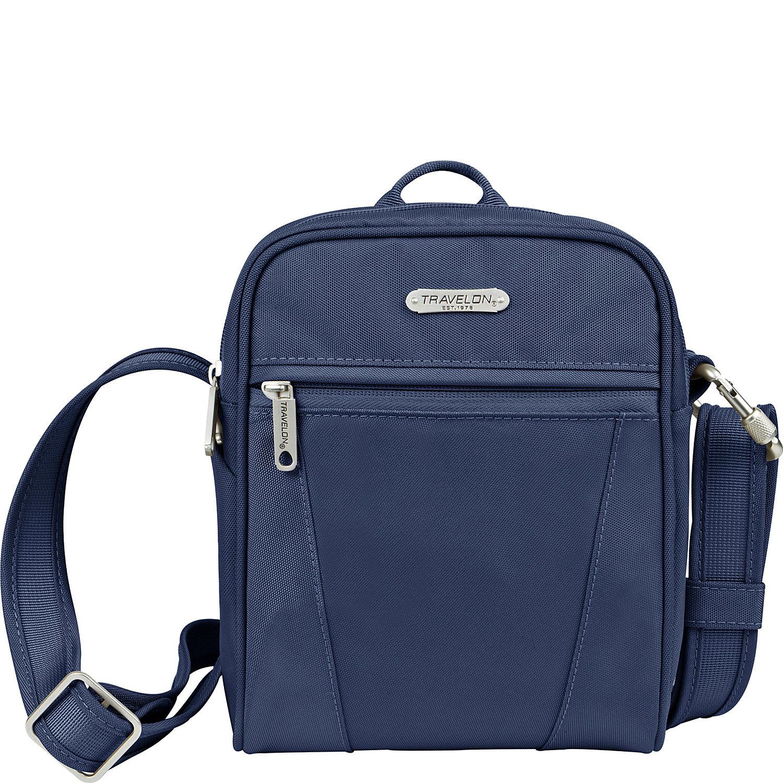 Travelon Rfid Blocking Anti Theft Tour Bag Small Ebags Com