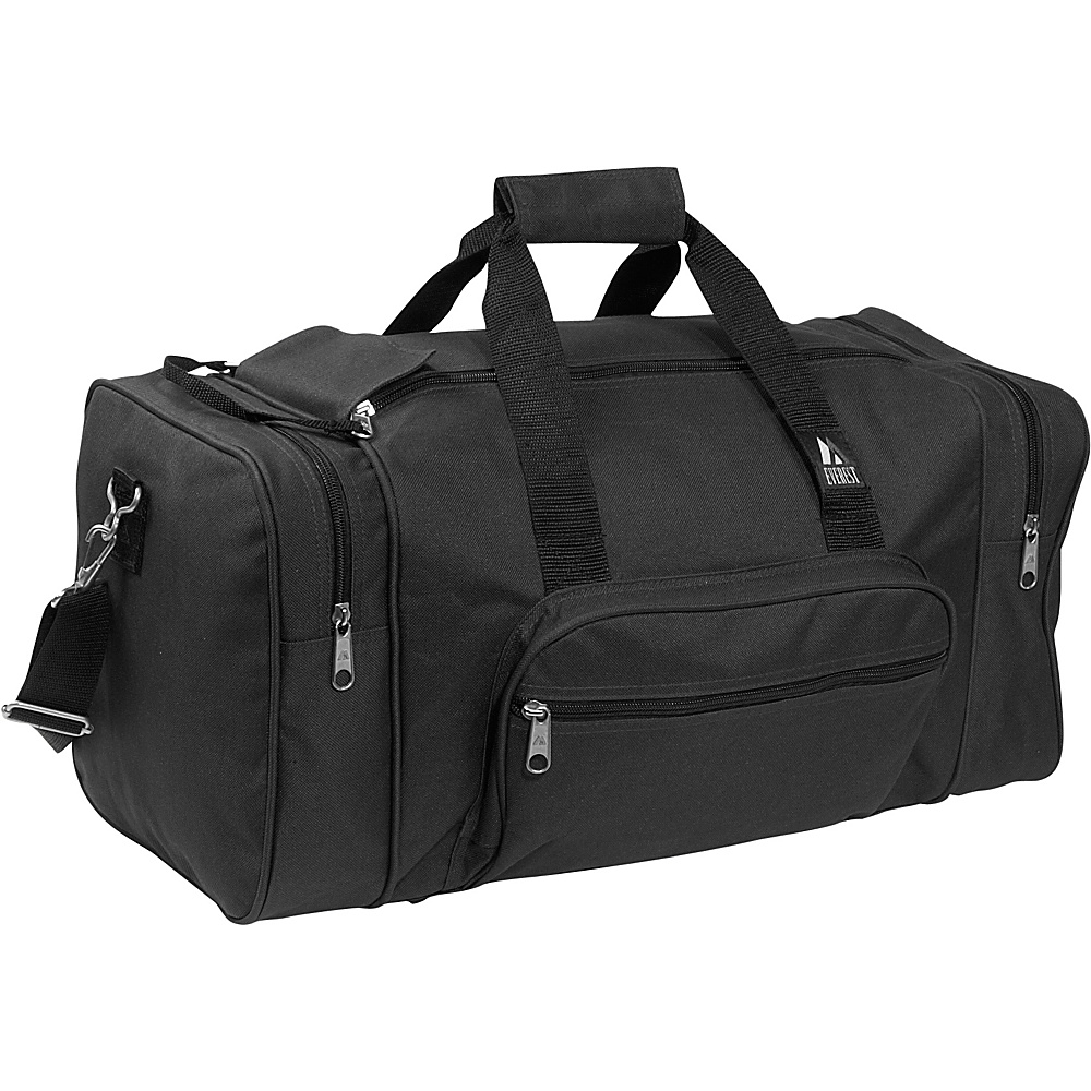 Everest 20 Small Classic Gear Bag - Black - Duffels, Travel Duffels