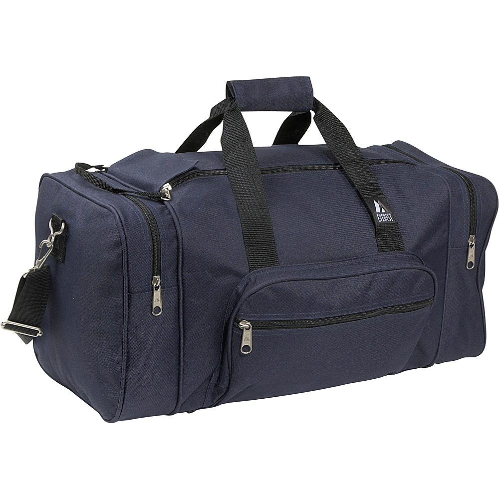 Everest 20 Small Classic Gear Bag - Navy - Duffels, Travel Duffels