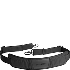 Carrysafe 200 Shoulder Strap Black
