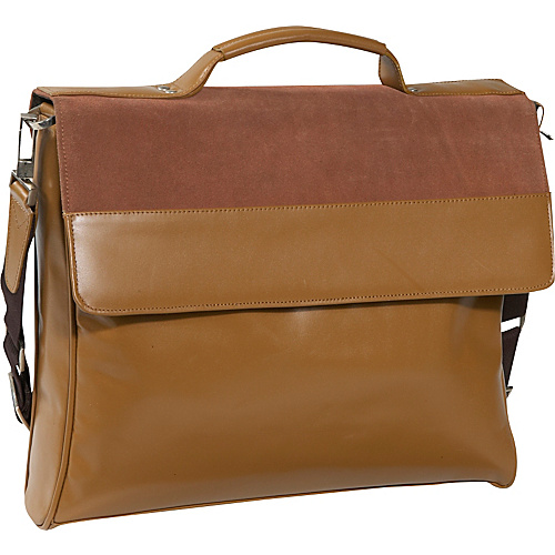 Women In Business Boardroom Laptop Bag - Tan