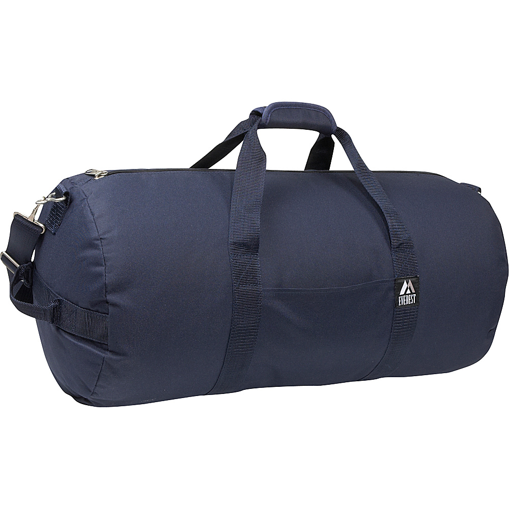 Everest 23 Round Duffel - Navy - Duffels, Travel Duffels