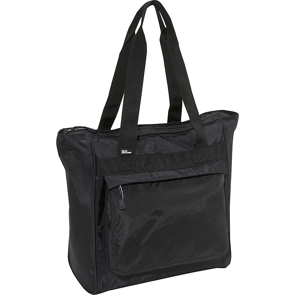 Derek Alexander Large Top Zip Shopper - Tote - Handbags, Fabric Handbags
