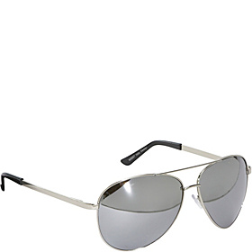 Aviator Sunglasses for Men and Women Silver