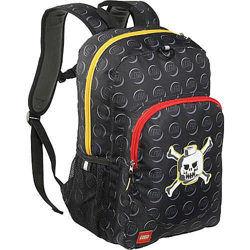 LEGO Skeleton Printed Classic Backpack - Black