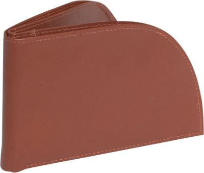 Rogue Wallets Rogue Napa Leather Wallet - Cognac Brown