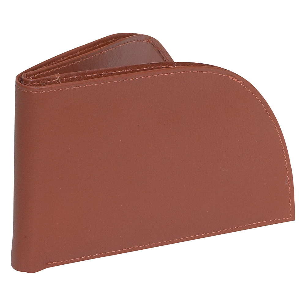 Rogue Wallets Rogue Napa Leather Wallet - Cognac Brown - Work Bags & Briefcases, Men's Wallets