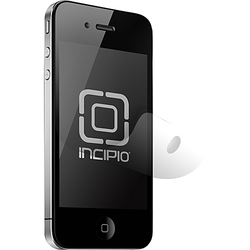 Incipio Screen Protector - iPhone 4 Clear - 3 Pack Clear - Incipio Personal Electronic Cases