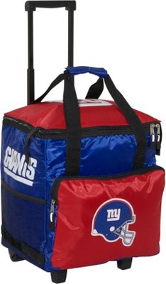 Concept One New York Giants Mobilize Rolling Cooler