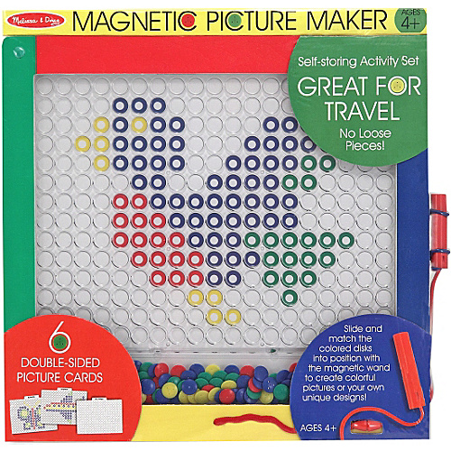Melissa & Doug Magnetic Picture Maker - As Shown