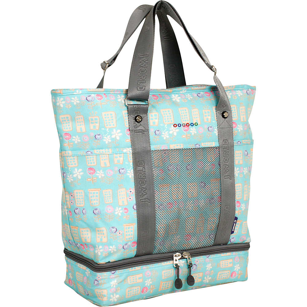 J World New York Elaine Tote Bag Urban - J World New York All-Purpose Totes